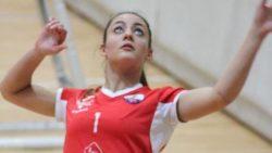 Grande traguardo raggiunto da una nostra tesserata: Ginevra Giuntini conquista la promozione in B1 con Il Rinascita Volley il Bisonte
