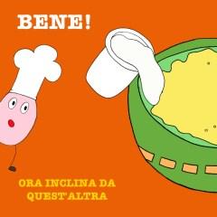 La ricetta segreta dei pancake. Qui nascono i piccoli cuochi!