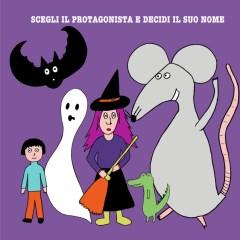 Inventa questo libro di mostri per bambini!