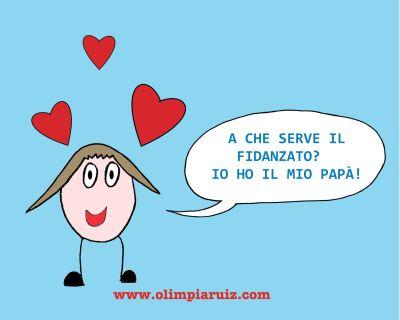 San Valentino - Vignette Olimpia Ruiz