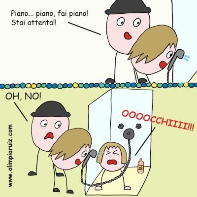 Vignette sulla vita in famiglia