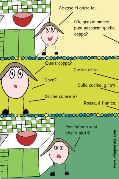 Vignette divertenti famiglia
