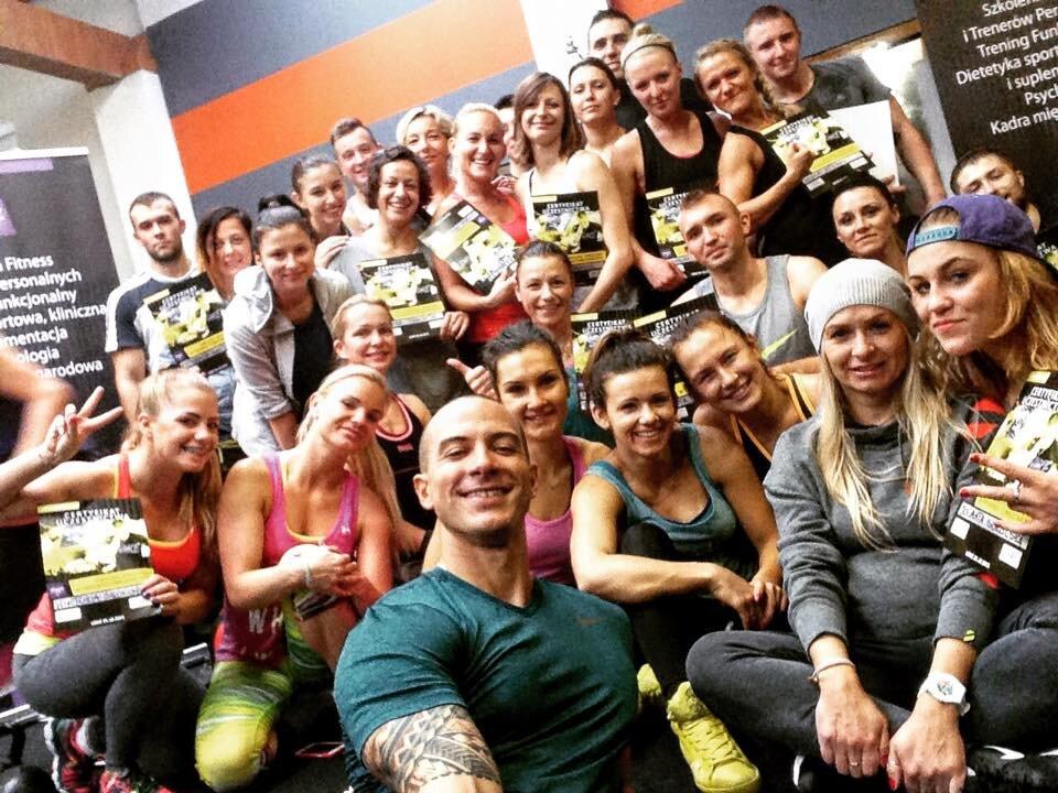 Kurs Międzynarodowy Instruktor Fitness 13-14.02.2021r.