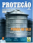 Capa da Revista Proteção, edição nacional, teve publicação sobre Saúde de Olinda. Foto: Divulgação