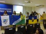 14º Fórum Metropolitano de Educação de Jovens e Adultos (EJA). Fotos: Secretaria de Educação.