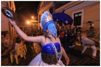 Dia Estadual do Maracatu. Foto: Luiz Fabiano/Pref.Olinda