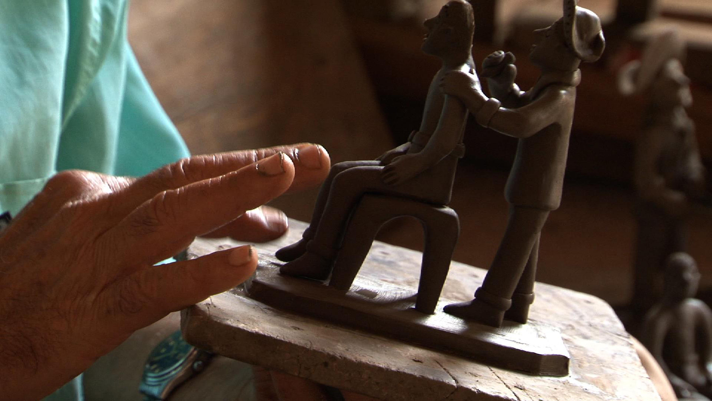 A Briga do Cachorro com a Onça. Sobre migração de nordestinos para o sudeste e herança musical. Foto: Divulgação/MIMO
