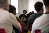 MIMO 2014 - CEMO Olinda, Workshop: Bassekou Kouyate e Ngoni Ba Tema: Musica da Africa Ocidental. Foto: Tiago Cazalans/Trago Boa Notícia