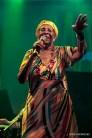 Apresentação de Dona Selma do Coco no Festival Cena Brasil 2013. Foto: Pire