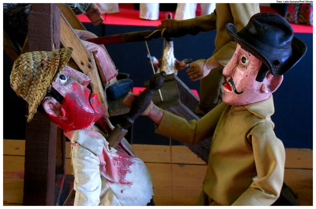 8ª edição do Primavera nos Museus acontece em Olinda em diversos museus, como o Museu do Mamulengo, Maspe e no Mureo. Foto: Laila Santana/Pref.Olinda