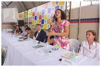 Inauguração do IFPE - Campus Olinda. Foto: Luiz Fabiano/Pref.Olinda
