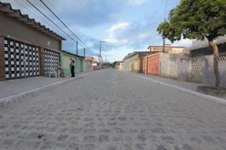 Rua Piauí. Foto: Luiz Fabiano/Pref.Olinda