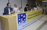 II Fórum de Defesa e Direito para as Pessoas com Deficiência. Foto: Diego Galba/Pref.Olinda