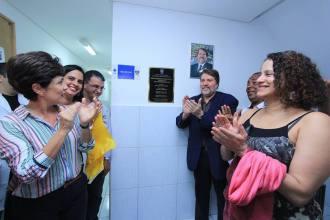 Inauguração Unidade Básica de Saúde - Jardim Brasil V. Foto: Luiz Fabiano/Pref.Olinda