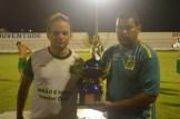 União e Força, de Aguazinha, conquistou a terceira colocação. Foto: Ana Beatriz/Copa Olinda