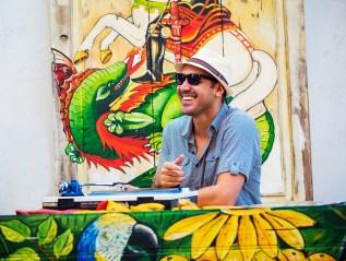 DJ 440/Festival Cena Cumplicidades 2015