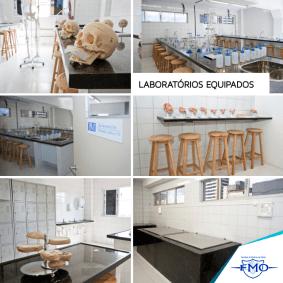 Faculdade de Medicina de Olinda (FMO). Fotos: FMO/Divulgação