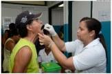 Atendimento de saúde, durante o projeto Olinda em Ação. Foto: Diego Galba/Pref.Olinda