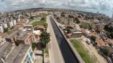 Obras do Canal Bultrins/Fragoso. Foto: Ytalo Silva/Pref.Olinda