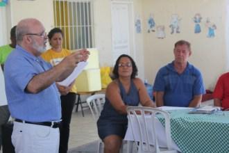 Reuniões junto à população já ocorreram em 9 bairros e comunidades: Foto: Rodrigo Barradas/Pref.Olinda