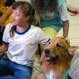 Lançamento do projeto Bolinha de Pelo. Foto: Secretaria de Educação de Olinda