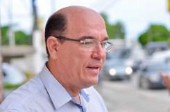 Secretário Executivo de Trânsito Jonas Ribeiro Fotos: Arquimedes Santos/ Prefeitura de Olinda