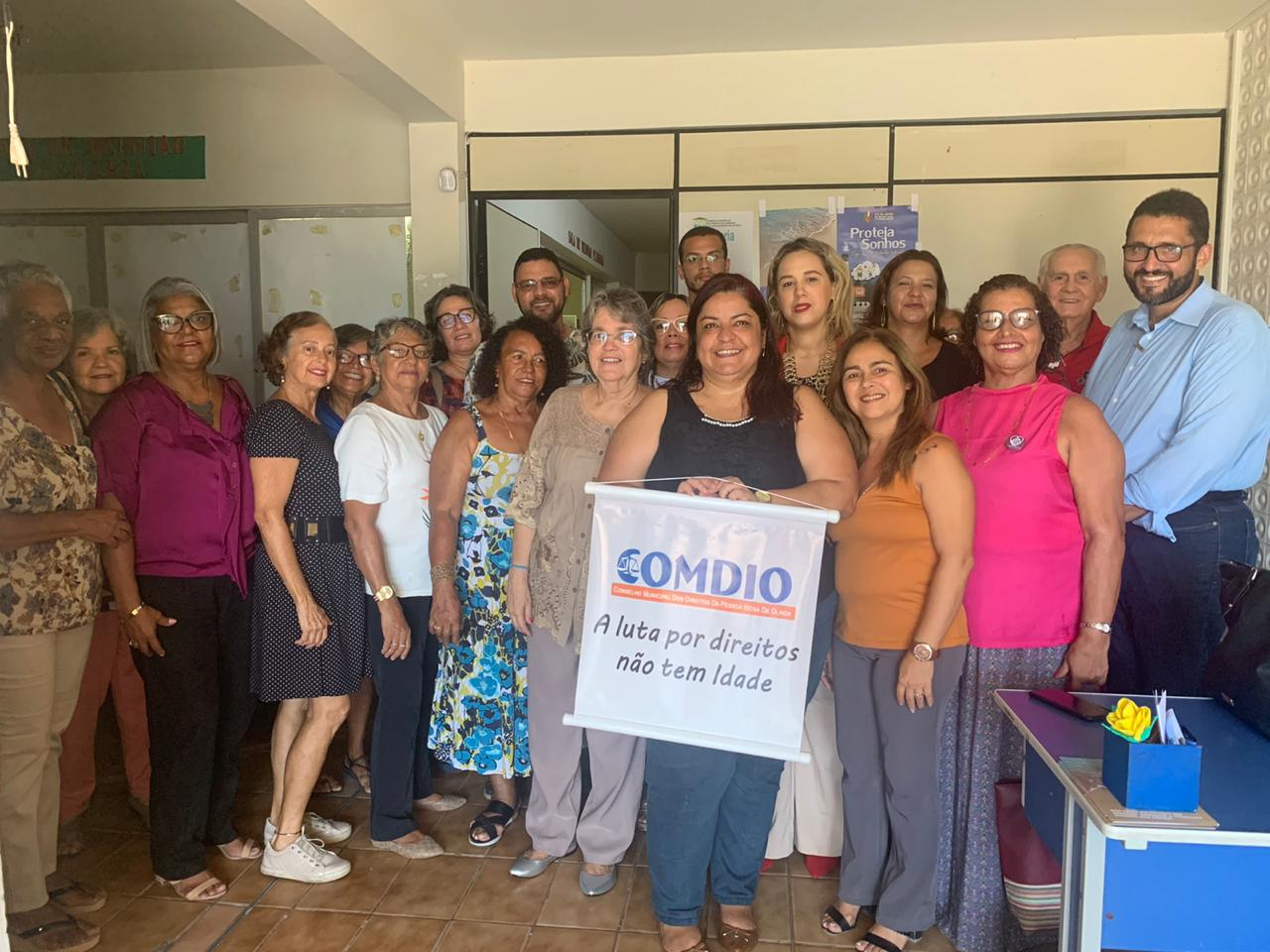 Prefeitura de Olinda nomeia membros do Comdio thumbnail