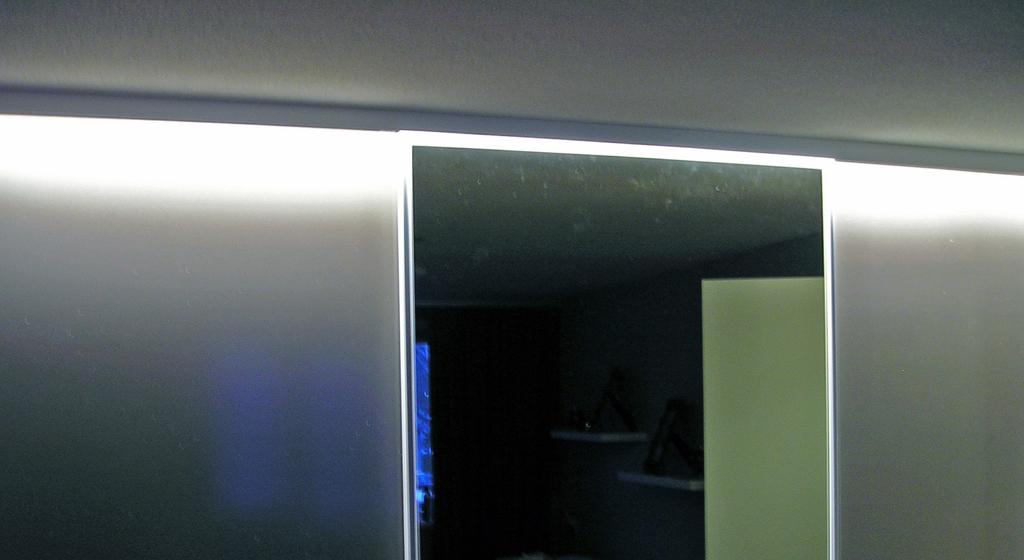 LED verlichting voor inbouwkast  Energiebesparing OliNo