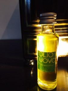 Bouteille Olio Nuovo
