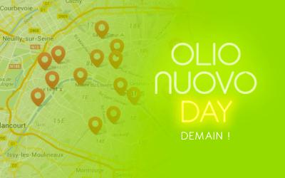 Olio Nuovo Day, c'est demain !!