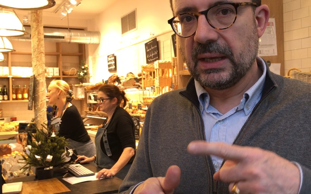 Une nouvelle boulangerie sur le parcours d'OLIO NUOVO DAY : PANIFICA, LE FOND ET LA FORME