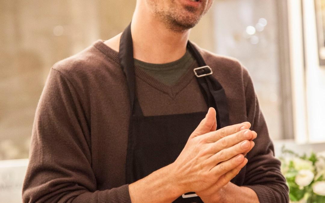 La cuisine DE l'huile d'olive, ou comment les textures et températures révèlent le goût.
