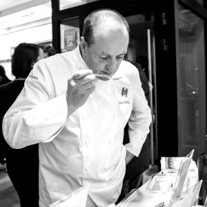 Le Chef Carlos Marsal, Préfecture de Police de Paris.