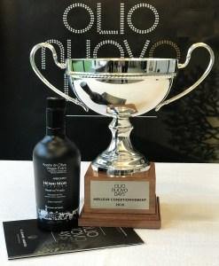 OLIO NUOVO DAYS 2018 WINNER FOR BEST PACKAGING