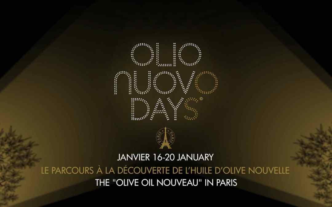 Conférence de presse Olio Nuovo Days 2018