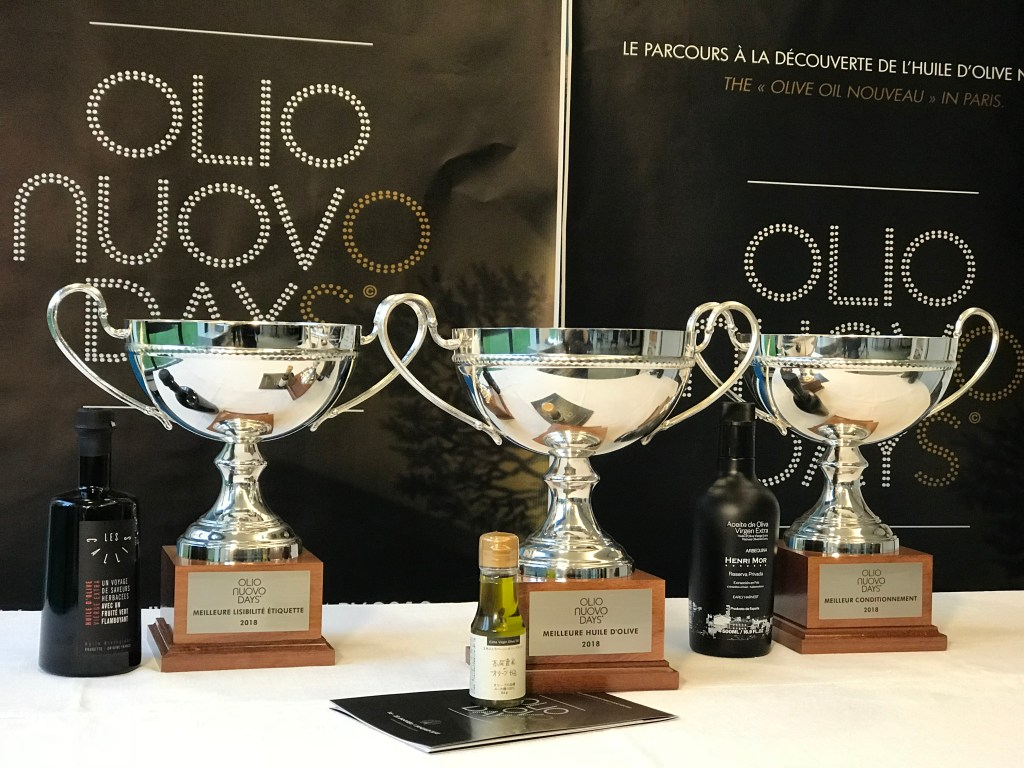 TAKAO HENRI MOR & LES CALLIS, Winners of the first OLIO NUOVO DAYS TROPHEE
