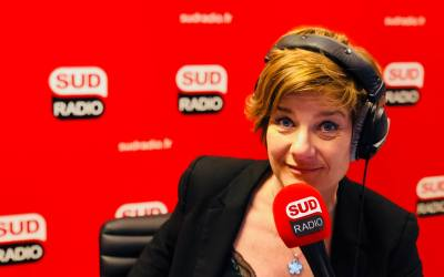 Emmanuelle DECHELETTE fondatrice des OLIO NUOVO DAYS au micro de Laurence PÉRAUD