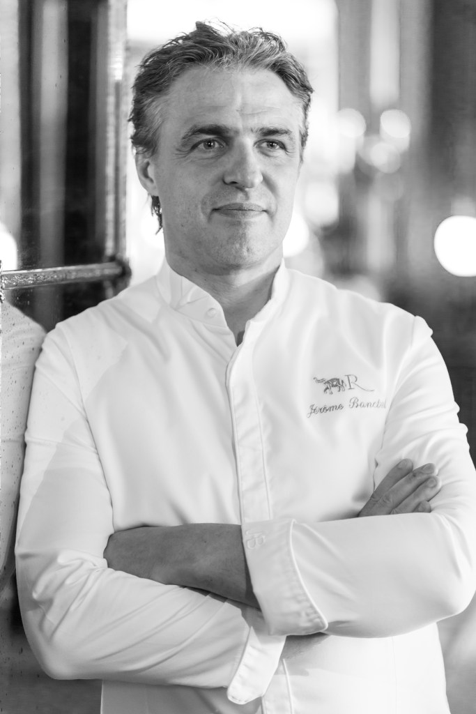 Chef Jerome Banctel © Romain Sandt