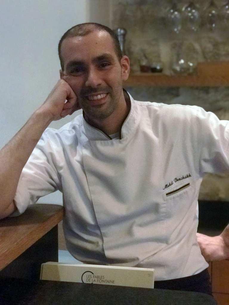 LES FABLES DE LA FONTAINE Chef Mehdi BENCHEKRI
