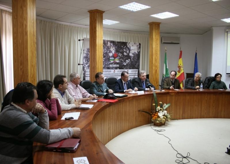 Recomendaciones de la guardia civil para la campaña de la aceituna olivarera los pedroches aceite ecologico