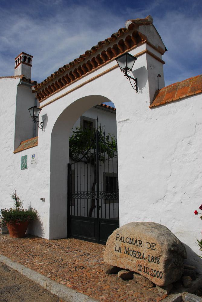 Turismo rural en los pedroches cortijos dehesa - Cortijos andaluces encanto ...