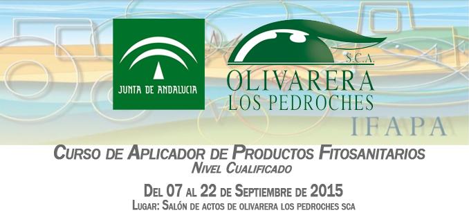 Junta de Andalucia IFAPA Olivarera Los Pedroches Fitosanitarios Aceite Ecologico Olivar de Sierra Olivalle Olipe