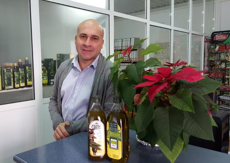 Juan Antonio Presidente Olipe Olivar de sierra Los Pedroches Aceite Ecologico Olivarera Olivalle