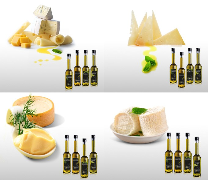 maridaje queso aceite ecologico olivar de sierra los pedroches olivarera olipe olivalle