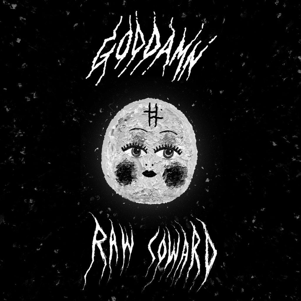 God Damn - Raw Coward - Album Packshot