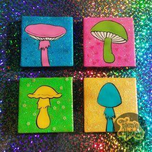 Magickal Mushrooms