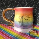 Rainbow Unicorn Stein - S Handle