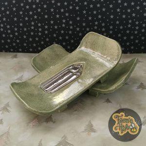 Crystal Soap Dish