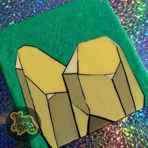 Lemon Cream Crystals