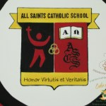 Detail of School Crest